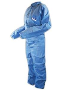 Kimberly clark Kleenguard A20 Sms Coveralls With Elastic Wrists ankles