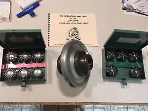 Jacobs Lathe Collet Chuck 91 to