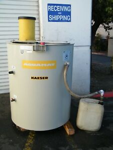 Kaeser An Aquamat 8 Condensate Oil Water Separator Waste Air Compressor 3180 Cfm