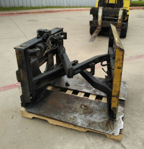 Push Pull Forklift Attachment Without Spec Plate