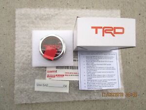 Fits 12 17 Toyota Camry 2 5l I4 3 5l V6 Trd Performance Oil Filler Cap New