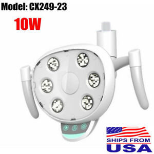 Coxo 10w Led Lamp Dental Oral Light Induction For Dental Chair Unit Cx249 23 Usa