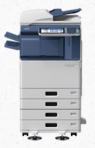 Toshiba 3055c Color Copier With Internal Finisher