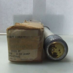 New Ge General Electric 9f60bhh905 Current Limiting Fuse 0 5 E Amp 15 5 Kvac Max