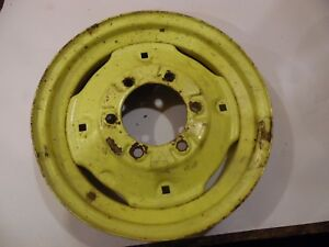 John Deere Mt Farm Tractor 15 Front Wheel