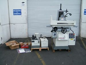 Chevalier 6 x18 Automatic Surface Grinder Fsg 2a618 W Electro magnetic Chuck