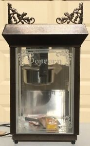 Gold Medal Antique Deluxe 60 Special Popcorn Machine Model 2660gv