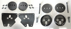 63 72 Gm C10 C20 Front And Rear Bolt On Air Bag Bracket Set With Free Shipping