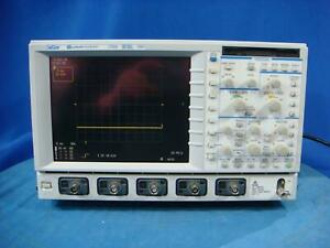 Lecroy Waverunner Lt224 200 Mhz 4 Channel Digital Oscilloscope