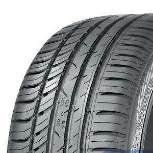 4 New 235 45r17 Inch Nokian Zline A S Tires 45 17 R17 2354517 45r 500aaa