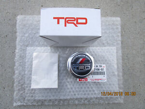 Fits 01 17 Toyota Sequoia Trd Performance Oil Filler Cap Japan Version New