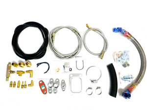 Obx Racing Turbo Charger Build Kit For 1995 1996 1997 1998 1999 Eclipse 2 0l