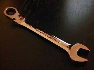 Gearwrench Flex Head Metric Ratcheting Wrench 12mm Metric
