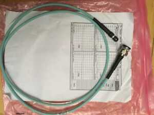 New Rosenberger N Male To Sma Male Rf Cable Dc 18ghz length 0 5m xy 724