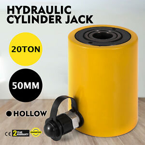 20t 2 Single Acting Hollow Cylinder Jack Hydraulic Jack Durable Metal