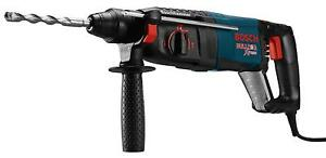 New Bosch 11255vsr Sds plus Bulldog Xtreme Rotary Hammer Drill
