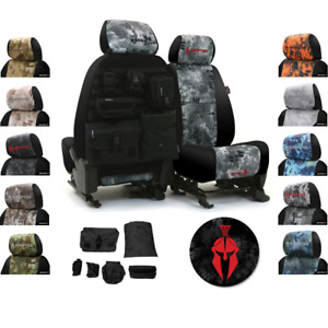 Neosupreme Kryptek Tactical Custom Fit Seat Covers For Nissan Titan