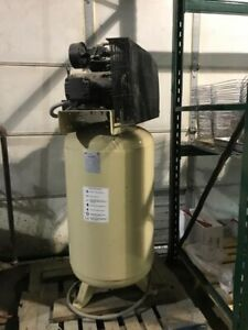Ingersoll Rand Air Compressor 2475a7 5 Rarely Used
