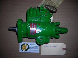 Db4 4898 Stanadyne Diesel Injection Pump John Deere 04898 Mdi
