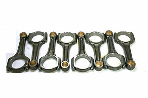 Chevy Sbc 350 5 700 Forged 5140 Pro Stock I Beam Connecting Rod