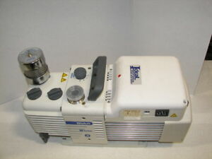 Welch W Series 3 Vacuum Pump Model T55 Jxb Wp 1116 Runs Great