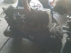 1941 1949 Chevy 235 Splash Feed Inline 6 Cyl Engine Running Core Will Ship