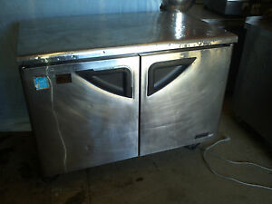 Turbo Air Tur 48sd Undercounter Refrigerator