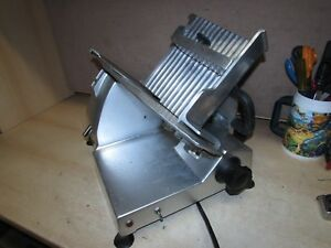 Vintage Electric Boston Industrial Products Stainless Steel Meat Slicer Pics