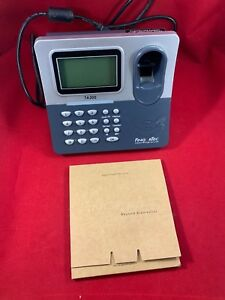Fingertec Ta300 Desktop Time Clock And Attendance Fingerprint Terminal Totally