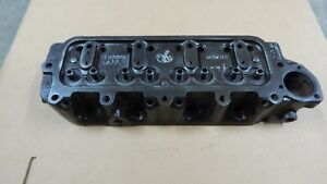 Reconditioned Magnafluxed Engine Cylinder Head For Mgb Casting 12h2389