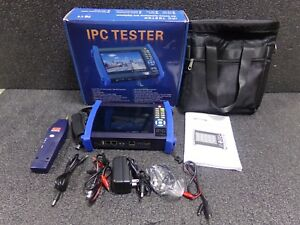 82 18197 7 Touchscreen Lcd Multifunction Camera Tester For Cctv