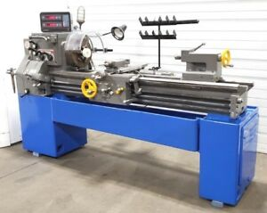 See Video Leblond 15 X 54 Geared Tool Room Engine Lathe W readout 12 Chuck