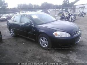 Console Front Floor Without Police Package Fits 06 Impala 652363