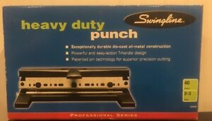 Swingline Heavy Duty Hole Punch 74440 Free Shipping
