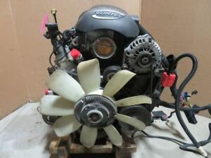 4 8 Liter Engine Motor Lr4 Gm Gmc Chevy 94k Complete Drop Out Ls Swap