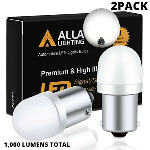 Alla Lighting Super Bright 6000k 30 Led 1156 1076 Trunk Luggage Cargo Light Bulb