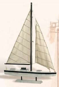 Wooden Model Sailboat Ms 775
