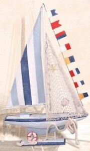 Wooden Model Sailboat Ms 785