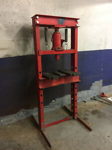 Hydraulic Shop Press 12 Ron Jack Stand H Frame
