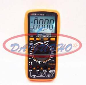 Vc9808 Erature Measurement Inductance Frequency Multimeter 9808 New