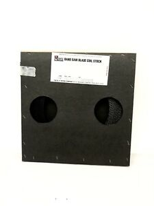 Morse Band Saw Blade Coil Stock 100 Feet 3 4 6 Tpi Free Shipping