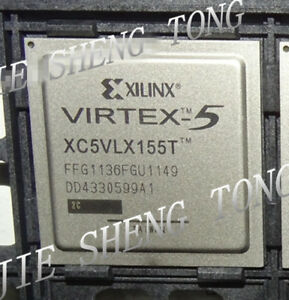 1pcs Xc5vlx155t 2ffg1136c Fpga Virtex 5 Lxt Family 65nm cmos Technology 1v 113