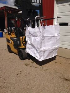 Pallet Of Heavy Duty Fibc Bulk Super Sack 2ton Bag Woven Polypropylene Bulk Bag