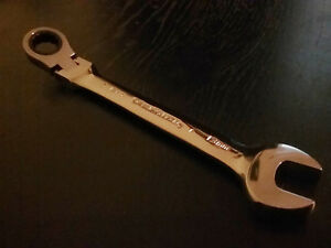 Gearwrench Flex Head Metric Ratcheting Wrench 13mm Metric