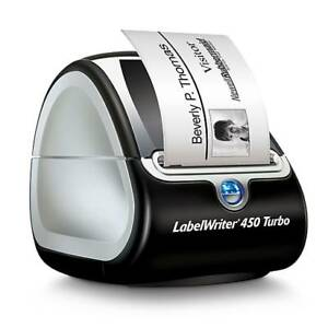 Dymo Labelwriter 450 Turbo 1752265 Postage And Label Printer For Pc And Mac