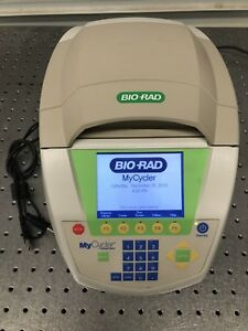 Bio rad Mycycler 96 Well Thermal Cycler Clean Tested