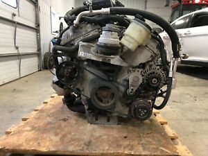 2011 Ford 3 5l Engine And Transmission Assembly 84 000 Miles