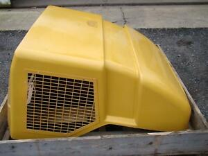 Caterpillar Roller Compactor Hood Replacement Engine Cover