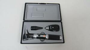 Serenelife Ophthalmoscope Otoscope Kit Fiber Optic Digital Bright Led 2 in 1