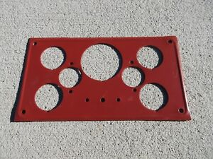 Fits Willys Jeep M38a1 M38 Instrument Panel Dash Board Mrp007
